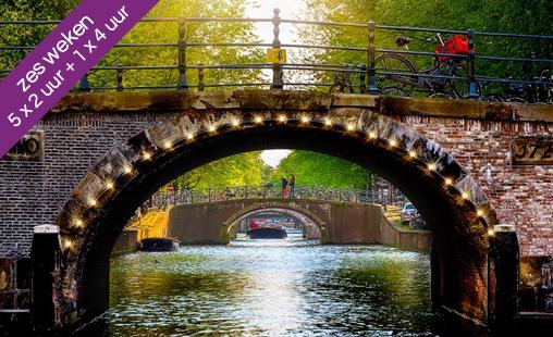 Basiscursus fotografie Amsterdam voor beginners